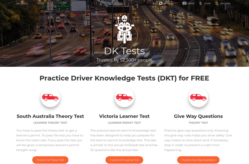 DK Tests