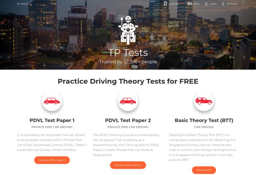 TP Test